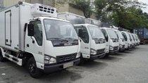 Đại lý xe tải Isuzu QKR270 thùng quyền đông lạnh mới 100%