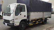 Bán xe Isuzu thùng mui bạt 2,3 tấn 4m3 vay 80%