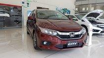 Honda City 2019 đủ màu, KM BHVC+ KM khủng + tiền mặt+giao ngay+ giá tốt