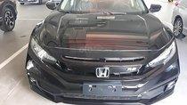 Bán Honda Civic RS 1.5 AT sản xuất năm 2019, màu đen, xe nhập