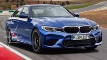 BMW M3 2020 xác nhận ra mắt vào tháng 9/2019, chào giá gần 2 tỷ