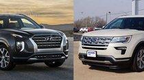 So sánh Hyundai Palisade và Ford Explorer, cuộc chiến mới phân khúc SUV cỡ lớn sắp diễn ra