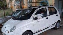 Cần bán xe Daewoo Matiz đời 2003, màu trắng