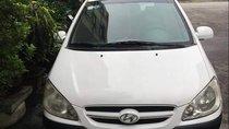 Cần bán xe Hyundai Getz sản xuất năm 2009, màu trắng, nhập khẩu
