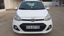 Bán xe Hyundai Grand i10 đời 2014, màu trắng, nhập khẩu nguyên chiếc Ấn Độ
