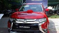 Bán xe Mitsubishi Outlander sản xuất năm 2019, màu đỏ, giá tốt