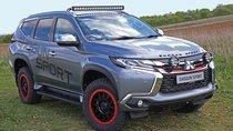 Lộ diện Mitsubishi Pajero Sport bản cực chất mới