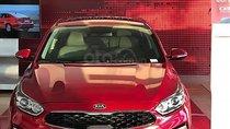 Bán xe Kia Cerato 1.6 AT Delu sản xuất 2019, màu đỏ, giá chỉ 635 triệu
