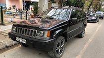 Bán Jeep Cherokee 5.7 MT AWD đời 1994, màu đen, nhập khẩu, giá chỉ 78 triệu