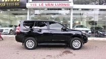 Cần bán xe Toyota Prado sản xuất năm 2016, màu đen số tự động