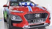 Hyundai Kona Turbo màu đỏ, xe giao ngay - Ưu đãi siêu hấp dẫn, hỗ trợ vay nhanh chóng