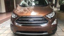 Bán Ford EcoSport Titanium, Trend, Ambiente 2019, khuyến mãi: BHVC, phim, camera, bệ bước, LH: 0987987588
