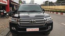 Bán Toyota Land Cruiser V8 5.7L model 2016, màu đen xe nhập, đi cực ít