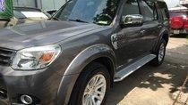 Cần bán xe Ford Everest Limited số tự động, 1 cầu, màu xám đời 2014