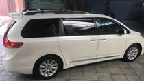 Cần bán nhanh xe Toyota Sienna Limited, full options 2011