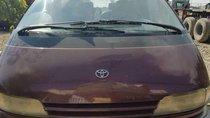 Bán Toyota Previa đời 1991, màu đỏ, nhập khẩu nguyên chiếc đẹp như mới, 110 triệu