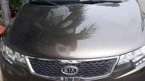 Cần bán Kia Forte năm sản xuất 2013, màu nâu số sàn, giá chỉ 400 triệu
