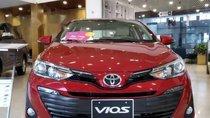 Bán Toyota Vios năm sản xuất 2019, màu đỏ