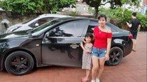 Cần bán Chevrolet Cruze sản xuất năm 2011, màu đen, giá chỉ 329 triệu