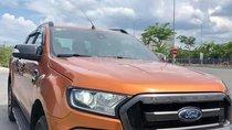 Cần bán Ford Ranger Wildtrak 3.2L đời 2016, màu cam, nhập khẩu nguyên chiếc, 755tr