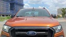 Cần bán Ford Ranger Wildtrak 3.2L đời 2016, màu cam, nhập khẩu nguyên chiếc, 725tr
