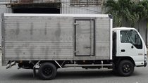 Xe Isuzu 2.9 tấn thùng kín 4m3 xe - nhập bao - vay ngân hàng