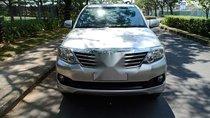 Bán Toyota Fortuner 2.7V năm 2013, xe nhà đi sử dụng kĩ, bán giá 665 triệu