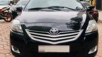 Bác Tuấn cần bán xe Vios đen sản xuất 2009 - xe sử dụng gia đình