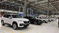Xe VinFast xuất xưởng hàng loạt, sẵn sàng giao đến tay khách hàng?