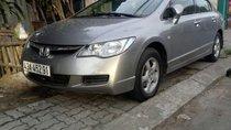 Bán xe Honda Civic đời 2007, màu xám, xe nhập, số tự động, 325tr