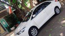 Cần bán xe Toyota Vios đời 2017, màu trắng, nhập khẩu nguyên chiếc