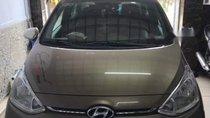 Bán gấp Hyundai Grand i10 AT năm sản xuất 2017 số tự động