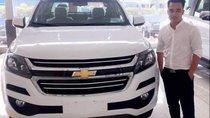 Bán Chevrolet Colorado 2.5L 4x2 MT 2018, màu trắng, xe nhập