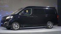 Bán Peugeot Traveller Premium đời 2019, màu đen