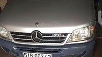 Bán ô tô Mercedes MB đời 2009, màu bạc