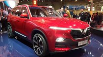 Bán ô tô VinFast LUX SA2.0 2.0 năm sản xuất 2019, màu đỏ