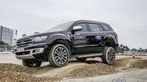 Đến với sự kiện Ford SUV Drive, khách hàng được trải nghiệm những gì?