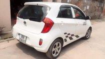 Cần bán Kia Morning sản xuất năm 2014, màu trắng, xe nguyên bản