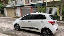 Bán xe Hyundai Grand i10 1.2 MT sản xuất 2018, màu trắng, giá tốt
