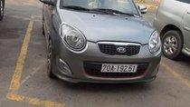 Cần bán lại xe Kia Morning sản xuất 2011, màu xám, nhập khẩu nguyên chiếc, xe gia đình