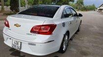 Cần bán Chevrolet Cruze LTZ 1.8AT 2017, màu trắng