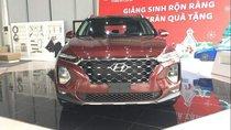 Bán xe Hyundai Santa Fe sản xuất 2019, màu đỏ