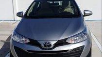 Bán xe Toyota Vios 1.5E sản xuất năm 2019, màu xám