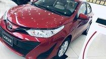 Bán xe Toyota Vios đời 2019, màu đỏ, xe mới 100%