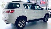 Bán Chevrolet Trailblazer sản xuất 2019, màu trắng, nhập khẩu giá cạnh tranh