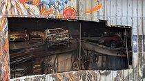 Hàng trăm ô tô quý hiếm bị thiêu rụi tại Mỹ, thiệt hại lên tới 60 triệu USD