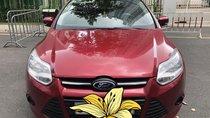 Bán ô tô Ford Focus Trend 1.6L đời 2014, màu đỏ