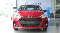 Bán Hyundai Grand i10 GLS sản xuất 2019, màu đỏ, giá 391tr, giao ngay