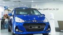Bán Hyundai i10 1.2 số tự động, đủ màu - xe giao sớm - hỗ trợ vay thủ tục đơn giản