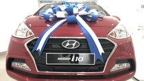 Bán Hyundai i10 giảm 30 triệu tiền mặt, hỗ trợ trả góp 85%, xe giao ngay full màu